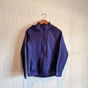 Purple Venturewarm Champion Jacket